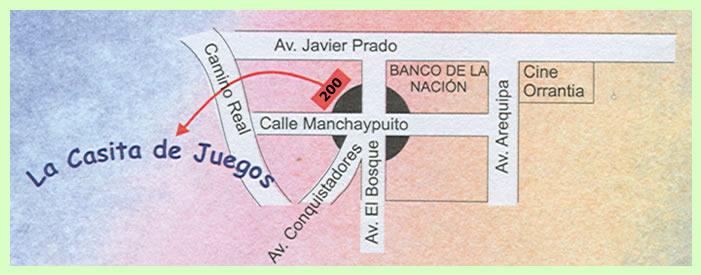 A Buscar Colegio Nido La Casita De Juegos San Isidro